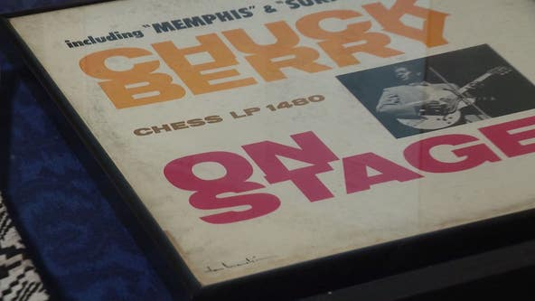 Legendary Chicago label Chess Records set the stage for the blues