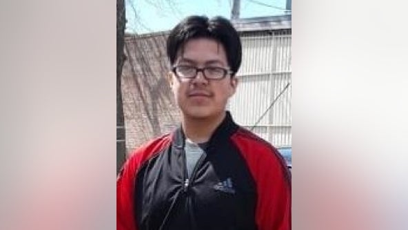 Boy, 16, missing from Montclare; last seen Feb. 10