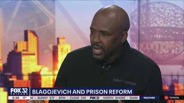 What kind of impact can Rod Blagojevich make on prison reform?