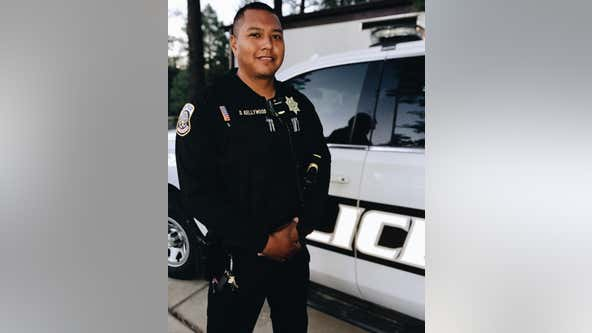 White Mountain Apache police officer killed in shooting