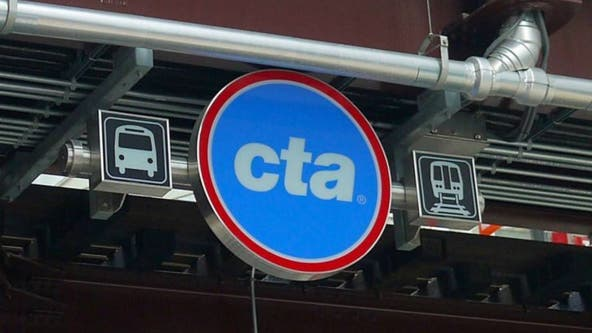 Man charged with robbing man on CTA train