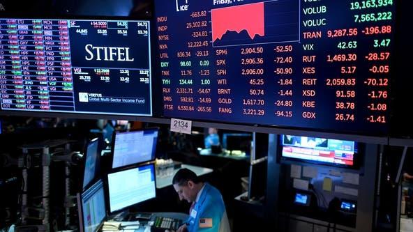 Stocks slip as Trump puts China on alert