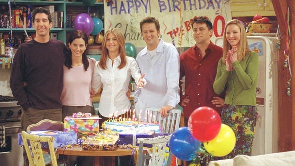 'Friends' reunion special reportedly coming to HBO Max this spring