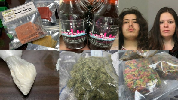 Mother, son charged with dealing THC edibles out of northwest Indiana home