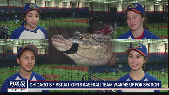 Humboldt Park Gators: First all-girls Little League team makes history representing Chicago