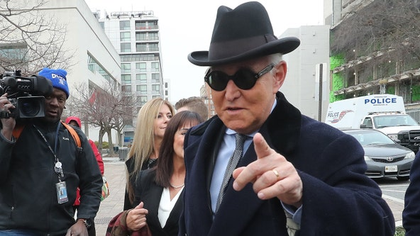 Roger Stone gets 40 months in prison after Justice Department backs off sentencing recommendation