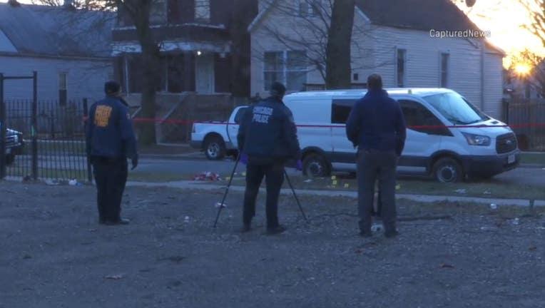 15-year-old boy shot dead in Chicago