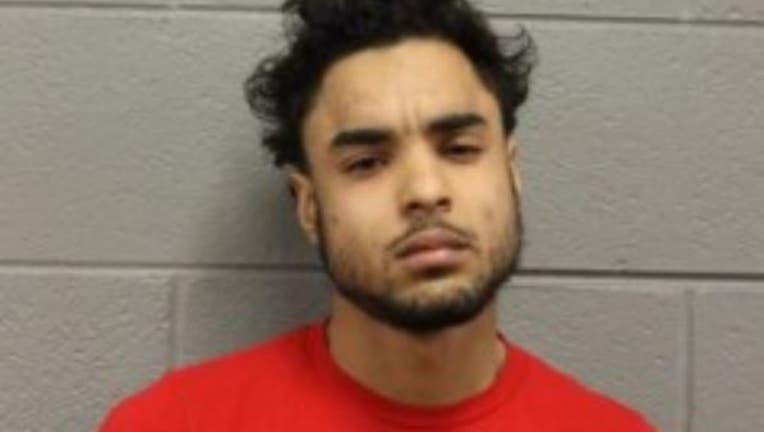 Antonio Cummings armor-piercing bullet arrest