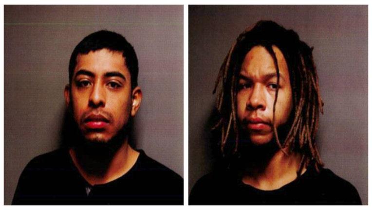 Park Ridge burglary suspects