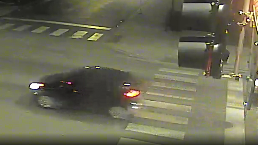 Police seeking vehicle wanted in hit-and-run in Englewood