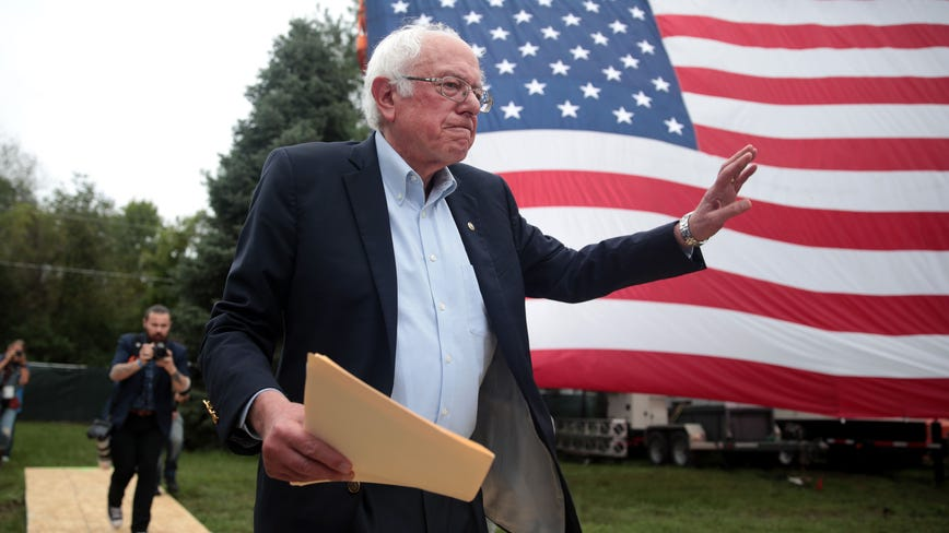 Fox News projects that Bernie Sanders will win the Nevada caucus