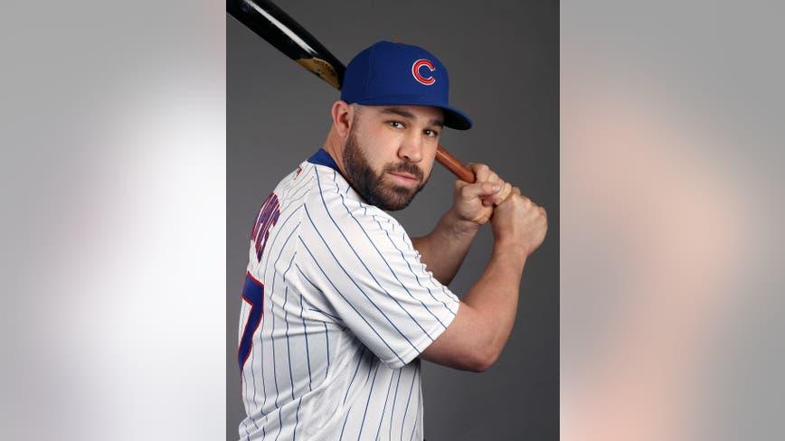 Kipnis chasing Cubs' 2nd base job, mentoring Hoerner