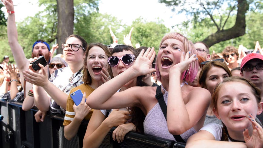 Lineup revealed for Pitchfork Music Festival 2020