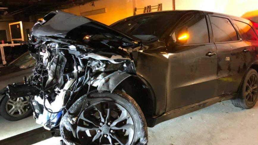 Chicago men, teens flee Lisle police at over 110 mph before crashing into light pole near Morton Arboretum: prosecutors