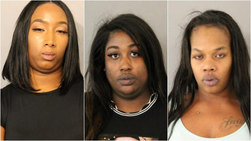 3 Wisconsin women charged with beating, robbing man in car in Lincoln Park