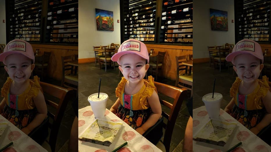 Adelaide Stanley was diagnosed with acute lymphoblastic leukemia on July 1, 2019. As a result of her weakened immune system, she's also been unable to enjoy regular outings, aside from an occasional solo dance class.