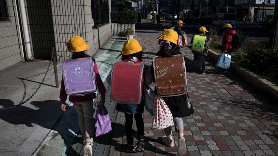 Covid-19 Cases Continue To Rise In Japan