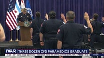 New Chicago paramedics graduate early to assist in COVID-19 pandemic