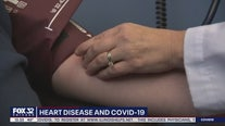 Underlying heart conditions and risk factors of COVID-19