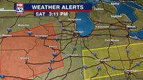 Tornado watch in effect in dozens of Illinois counties until 9pm
