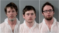 3 homeless men rob, murder acquaintance, leave him floating in Crystal Lake pond: police