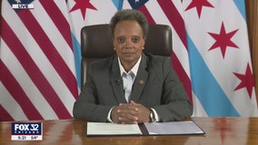 Mayor announces Chicago Public Schools will be closed through April 20 due to COVID-19