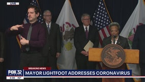 Lightfoot pledges 'full power' of Chicago to flatten COVID-19 curve