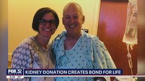 Kidney donation between former suburban coach, basketball player creates bond for life