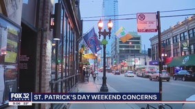Chicago bars concerned about crowds this weekend for St. Patrick's Day