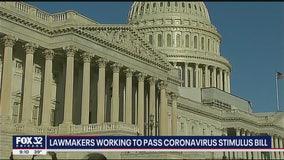 Dow has best day since 1933 as Congress nears deal on coronavirus aid