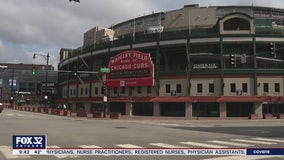 Wrigleyville strangely quiet on what would have been Opening Day at ballpark