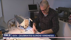 Chicago-area residents making masks for healthcare workers