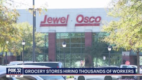 Grocery stores hiring thousands of workers during coronavirus pandemic