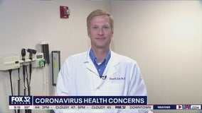 Dr. Zich answers viewers' questions about the coronavirus pandemic