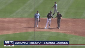 As pro-Chicago sports put on hold due to coronavirus, local businesses worry