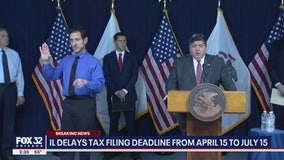 Illinois delays tax filing deadline from April 15 to July