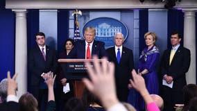 Trump dubs COVID-19 'Chinese virus' despite hate crime risks