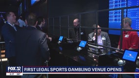 You can now bet on sports at Rivers Casino in Des Plaines
