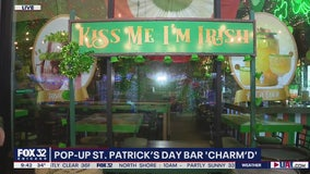 Charm'd pop-up bar revives Irish spirit in time for St. Patrick's Day
