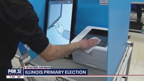 How COVID-19 is affecting the Illinois primary