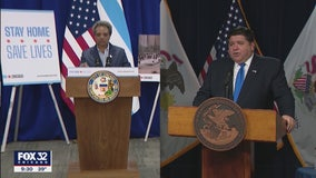 Lightfoot, Pritzker face big test with COVID-19 pandemic during first term in office