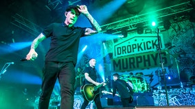 Dropkick Murphys to stream free live concert on St. Patrick's Day amid parade cancellations