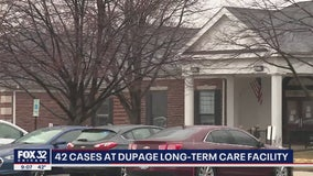 20 more people at Illinois nursing home test positive for coronavirus; total now 42