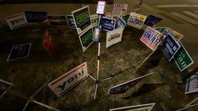 Virtual rallies, line spacing: Illinois votes amid coronavirus pandemic