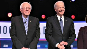Biden looks to widen lead over Sanders in Illinois primary