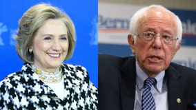 Hillary Clinton goes after Bernie Sanders again: His campaign is 'just baloney'