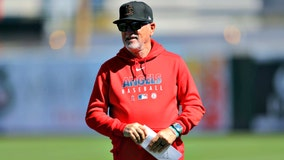 New Angels manager Joe Maddon sees Cubs for 1st time since exit