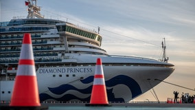 Princess Cruises will stop all operations for 2 months due to the coronavirus