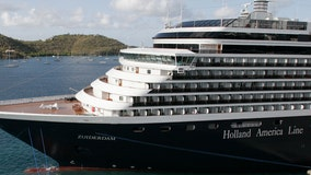 Holland America cruise ship heading to Florida with growing number of passengers reporting flu-like symptoms