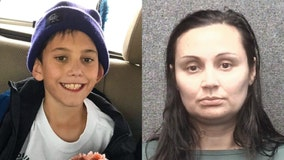 Stepmom charged with murder in 11-year-old boy's disappearance